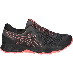 asics W's Gel-Sonoma 4 Shoes Black Papaya